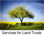 Services for Land Trusts